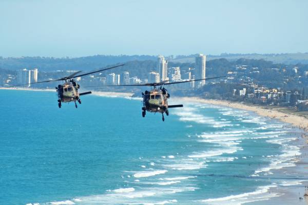 Australian Defence Force jobs including Army, Air Force and Navy.